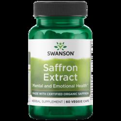 Swanson Superior HerbsSaffron Extract 2% Safranal