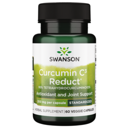 Swanson Superior Herbs Advanced Tetrahydro-Curcuminoids 95%