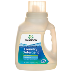 Swanson Healthy HomeEco-Friendly Laundry Soap Unscented