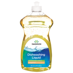 Swanson Healthy HomeEco-Friendly Dishwashing Liquid