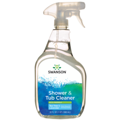 Swanson Healthy HomeEco-Friendly Shower and Tub Cleaner