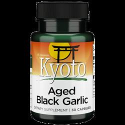 Swanson Kyoto Brand Aged Black Garlic
