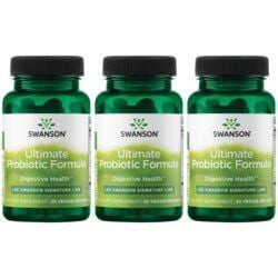 Lee Swanson Signature LineUltimate Probiotic Formula 3-Pack