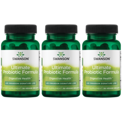 Lee Swanson Signature Line Ultimate Probiotic Formula 3-Pack