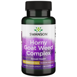 Swanson PassionHorny Goat Weed Complex