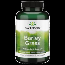 Swanson GreenFoods FormulasBarley Grass