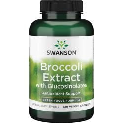 Swanson GreenFoods FormulasExtra-Strength Broccoli Extract with Glucosinolates