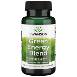Swanson GreenFoods FormulasGreen Energy Blend