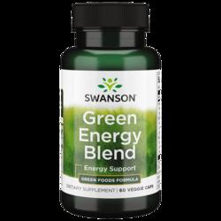 Swanson GreenFoods Formulas Green Energy Blend