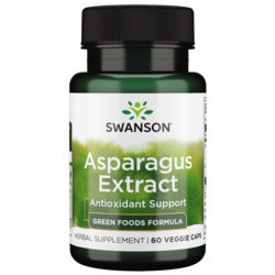 Swanson GreenFoods Formulas Asparagus Extract