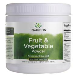 Swanson GreenFoods FormulasFruit & Vegetable Powder