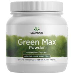 Swanson GreenFoods FormulasGreen Max Powder