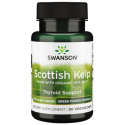 Swanson GreenFoods FormulasMade with Organic Scottish Kelp
