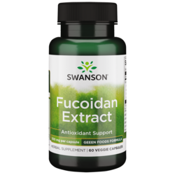 Swanson GreenFoods Formulas100% Pure Maximum-Strength Fucoidan Extract