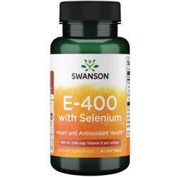 Swanson UltraVitamin E & Selenium
