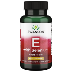 Swanson Ultra Vitamin E & Selenium