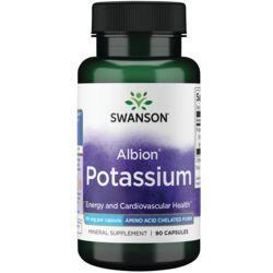 Swanson UltraAlbion Complexed Potassium