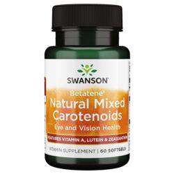 Swanson UltraBetatene Natural Mixed Carotenoids
