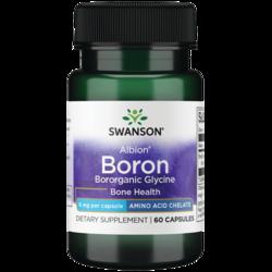 Swanson UltraBoron from Albion Boroganic Glycine