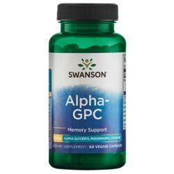Swanson UltraAlpha-GPC Alpha GlyceroPhosphoCholine