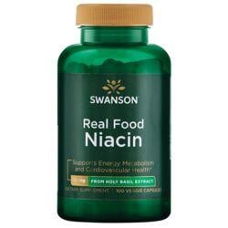 Swanson UltraReal Food Niacin