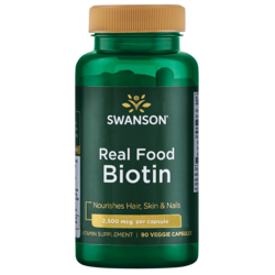 Swanson UltraReal Food Biotin
