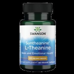 Swanson Ultra L-teanina Suntheanine