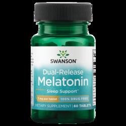 Swanson Ultra Dual-Release Melatonin
