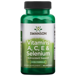 Swanson Ultra Vitamins A, C, E & Selenium (ACES) xx