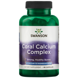 Swanson UltraCoral Calcium Complex