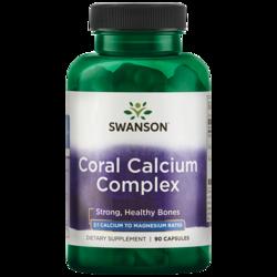 Swanson Ultra Coral Calcium Complex