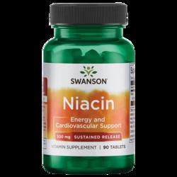 Swanson UltraSustained Release Niacin