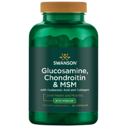 Swanson Ultra Glucosamine, Chondroitin & MSM with Hyal-Joint