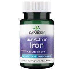 Swanson UltraSunActive Non-Irritating Iron