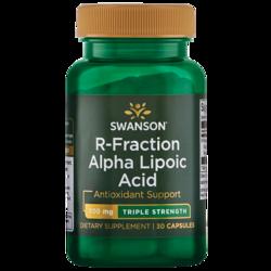 Swanson Ultra Triple Strength R-Fraction Alpha Lipoic Acid