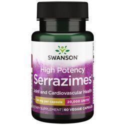Swanson UltraHigh-Potency Serrazimes 20,000 Units