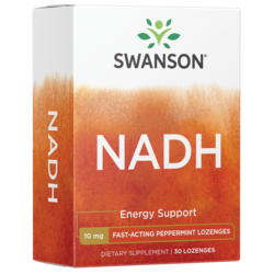 Swanson UltraFast-Acting NADH High Bioavailability