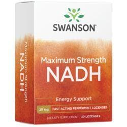 Swanson UltraMaximum Strength NADH Fast-Acting