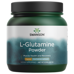 Swanson UltraAjiPure L-Glutamine Powder