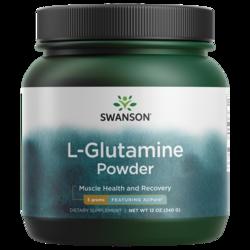 Swanson Ultra AjiPure L-Glutamine Powder