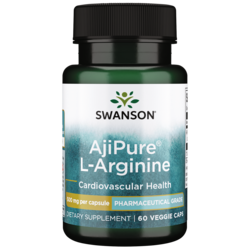 Swanson Ultra AjiPure L-Arginine, Pharmaceutical Grade