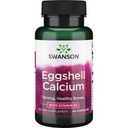 Swanson UltraEggshell Calcium with Vitamin D-3