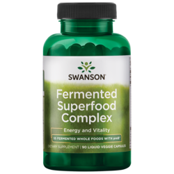 Swanson UltraFermented Superfood Complex with preB