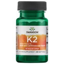 Swanson UltraNatural Vitamin K2 (Menaquinone-7 from Natto)