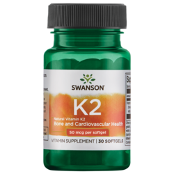 Natural Vitamin K2 (Menaquinone-7 from Natto)