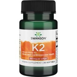 Swanson UltraNatural Vitamin K-2 (Menaquinone-7 from Natto)
