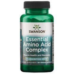 Swanson UltraAjiPure 9 Essential Aminos Formula, Pharmaceutical Grade
