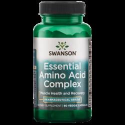 Swanson Ultra AjiPure 9 Essential Aminos Formula, Pharmaceutical Grade