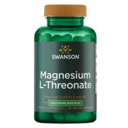 Swanson UltraMagnesium L-Threonate
