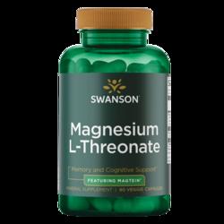 Swanson Ultra Magnesium L-Threonate